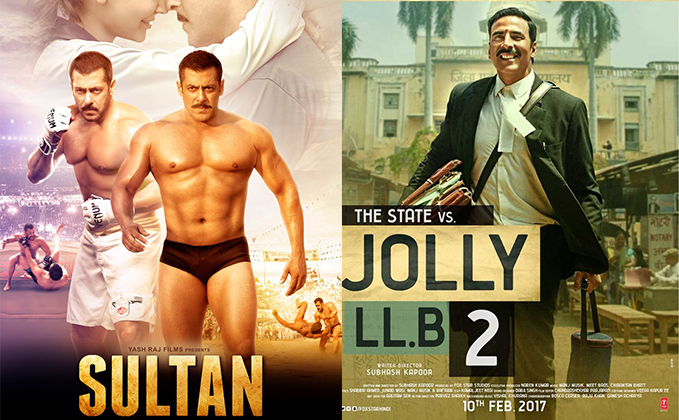 Akshay Kumar's Jolly LLB2 television premiere gathers highest TV ratings of 2017, does better than Salman Khan's Sultan