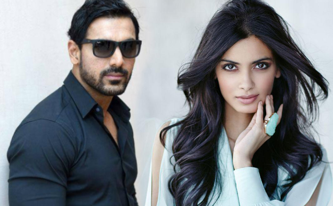 Diana Penty signs an action-drama film opposite John Abraham