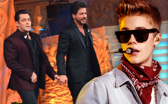 Justin Bieber might be hosted by SRK or Salman