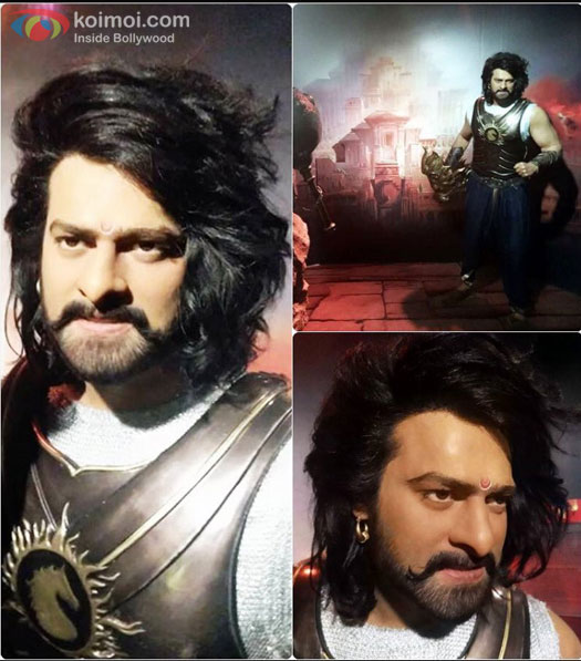 Prabhas Becomes The First South Indian Actor To Debut At Madame Tussauds
