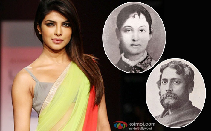 Priyanka Chopra to explore Rabindranath Tagore's love story in her next production