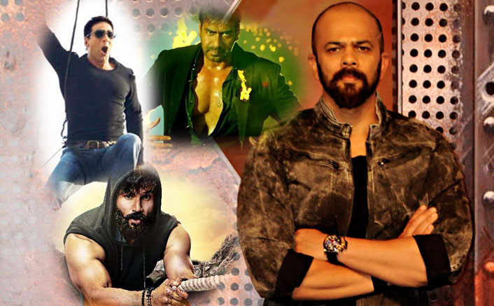 Akshay, Suniel, Ajay are Bollywood's 'khatron ke khiladi': Rohit Shetty