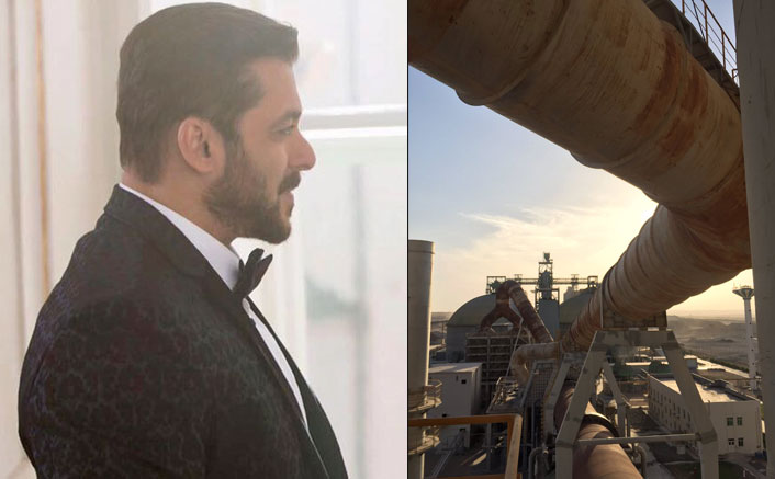 Salman goes unrecognisable in these pictures from Tiger Zinda Hai