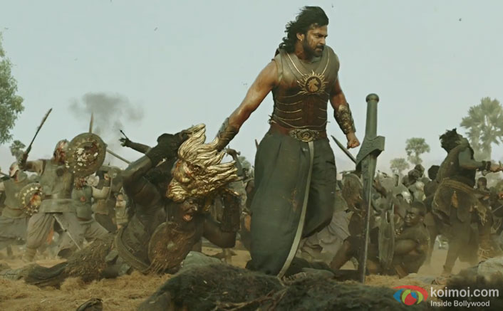 25 days of 'Baahubali 2', film continues its golden run