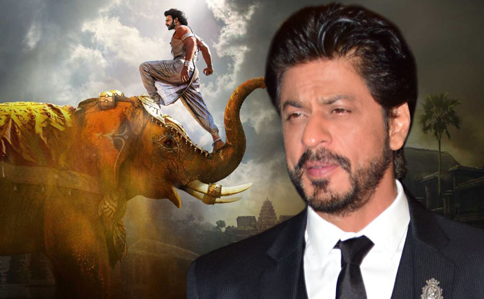 'Baahubali' stands for no guts, no glory: SRK