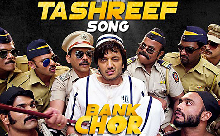 Bank Chor launches the maddest Bollywood track of the year, 'Tashreef' – An Ode to the Bum!