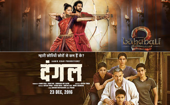 Box Office : Baahubali 2 - The Conclusion And Dangal