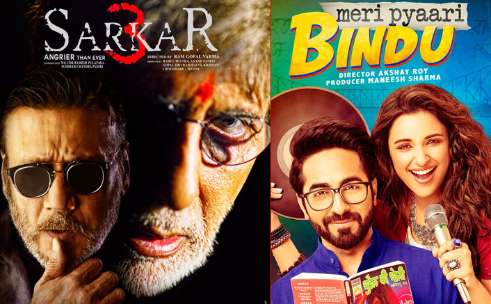 Box Office Predictions - Sarkar 3 and Meri Pyaari Bindu