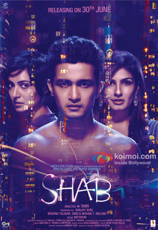 Check Out The First Poster Of Raveena Tandon Starrer Shab