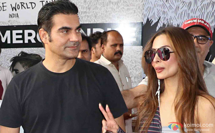 Finally, 'talaaq' between Arbaaz Khan, Malaika Arora