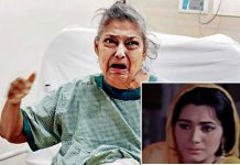 Geeta Kapoor of Pakeezah Fame Abandoned by son