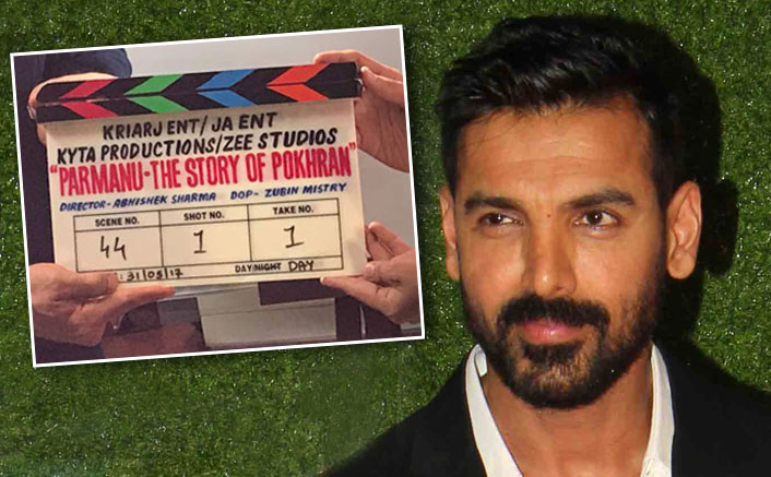 """The Greatest Nuclear espionage in the world history….It happened in Pokhran!!"", says John Abraham"