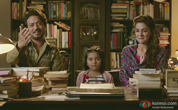 Box Office - Hindi Medium is Irrfan Khan's biggest solo opener, sees 2.81 crore Day One