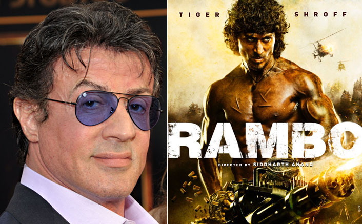 I'm sure Tiger will put heart, soul into 'Rambo' remake: Stallone