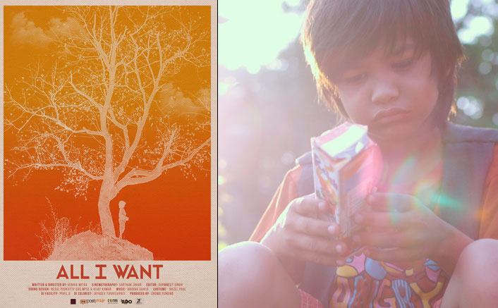 India's 'All I Want' wins at short film fest in Cannes