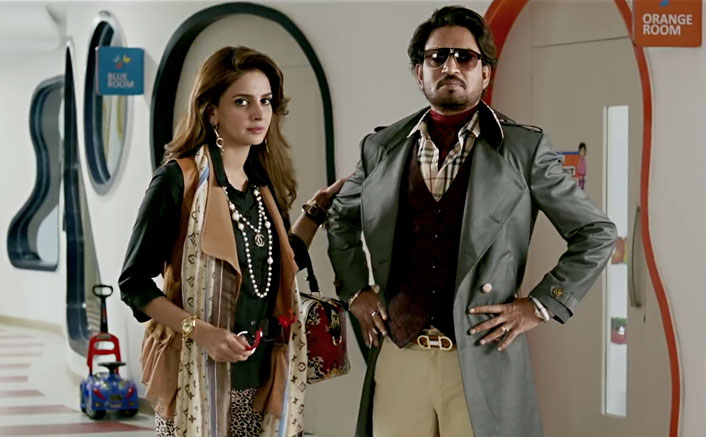 Irrfan Khan's Hindi Medium Continues To Remain Steady On Its 1st Tuesday At The Box Office