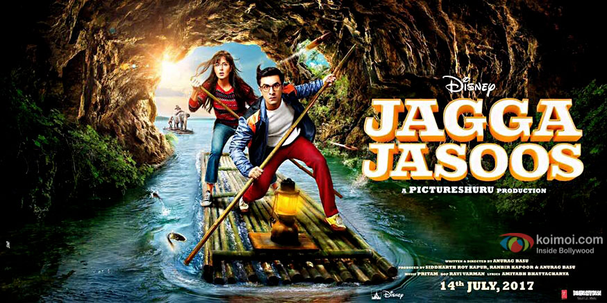 'Jagga Jasoos' to release on July 14
