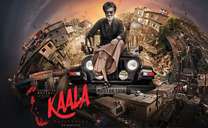 Kaala Karikaalan Movie Poster Featuring Rajinikanth Is Here