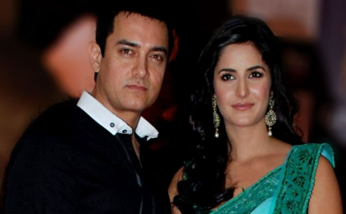 Is Katrina Kaif a part of Aamir Khan's Thugs of Hindostan?