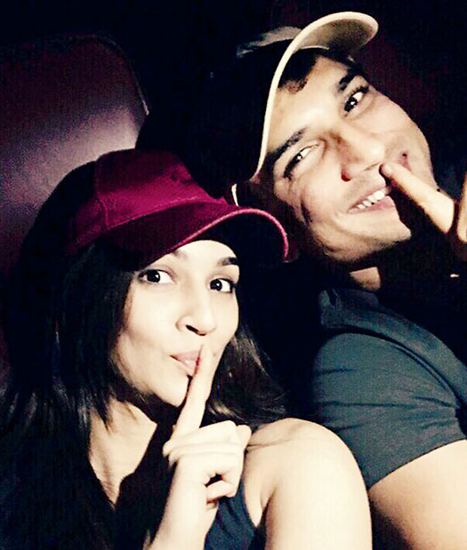 Kriti Sanon Denies Being Sushant Singh Rajput's Girlfriend: There Is Nothing Between Us!
