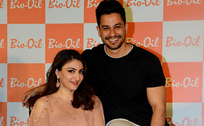 Kunal has been extremely supportive during pregnancy: Soha