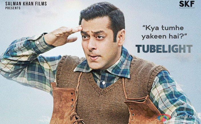 Salman Khan Tubelight trailer to be released on May 25