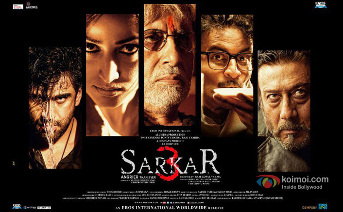 Sarkar 3 Opens Low: Morning Occupancy Report