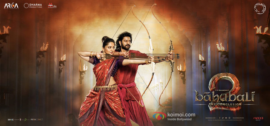 Baahubali 2 Dominates : Morning Occupancy Report