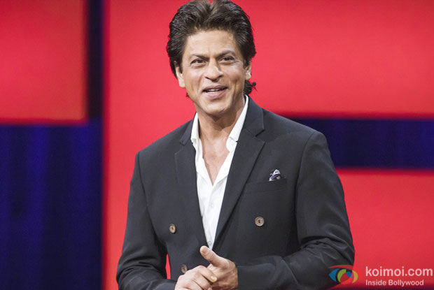 Money, fame, name are windfall games, says SRK
