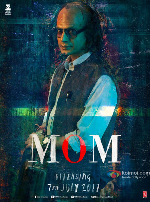 OMG! Nawazuddin Siddiqui Is Unrecognizable In Mom's First Look!