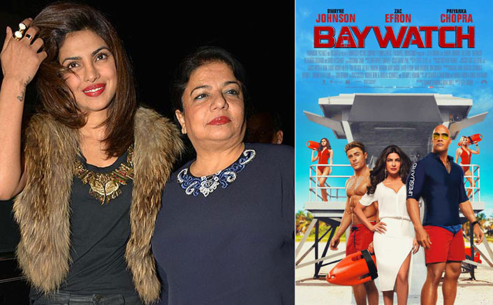 Priyanka Chopra's mother Madhu Chopra to host Baywatch screening !