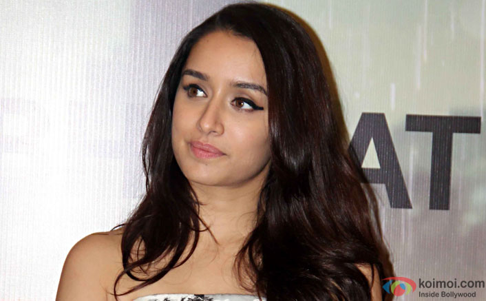 Am quite tomboyish in real life, says Shraddha Kapoor