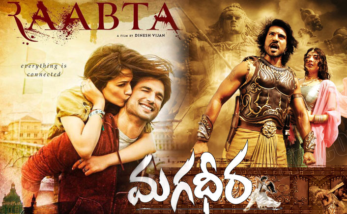 Raabta In Legal Trouble! Magadheera Makers File Suit For Plagiarism