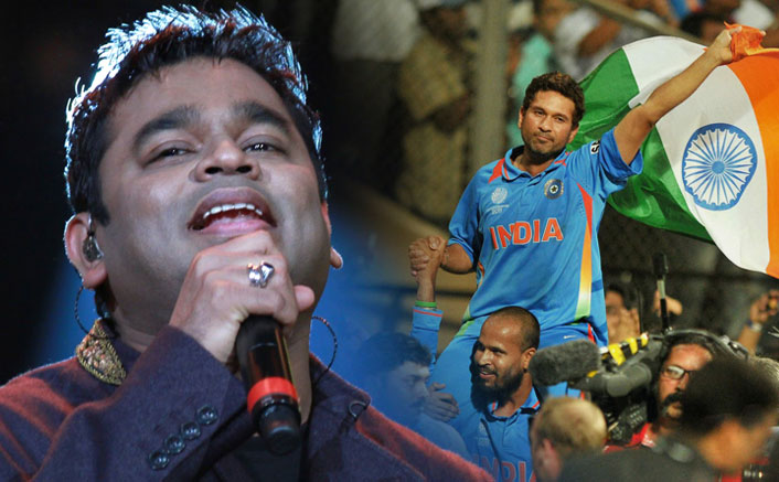 Sachin and AR Rahman to unveil the Sachin Anthem