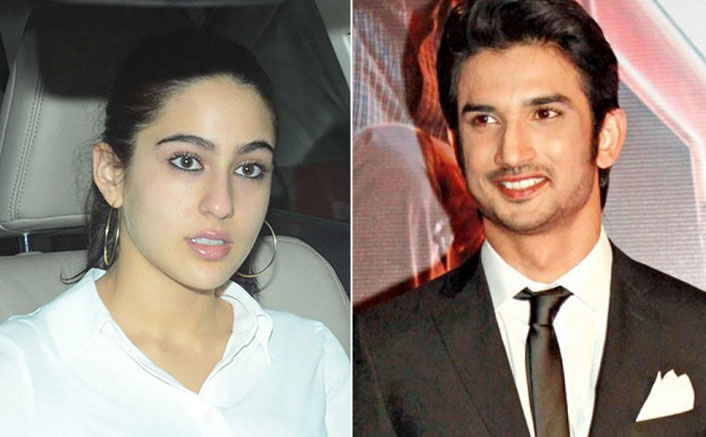 Sara Ali Khan to debut in Bollywood alongside Sushant Singh Rajput?