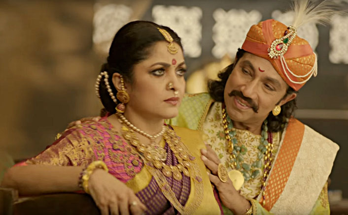 Did You See Kattappa Romancing Sivagami In This Video?