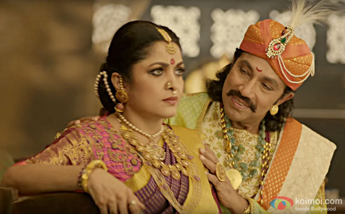 Did You See Kattappa Romancing Sivagami In This Video
