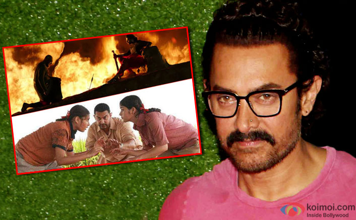 We shouldn't compare 'Dangal', 'Baahubali 2': Aamir Khan