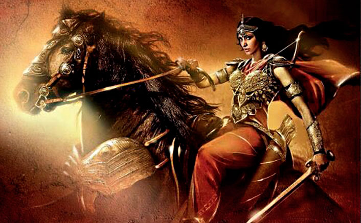 Shruti Haasan not part of 'Sangamithra' anymore