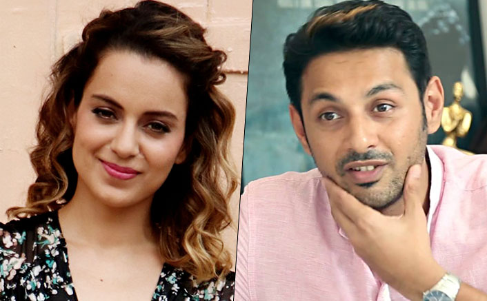 'Simran' writer upset over Kangana claim