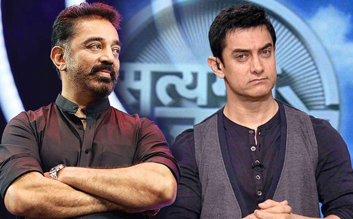 Been more socially responsible than 'Satyamev Jayate' host: Kamal Haasan