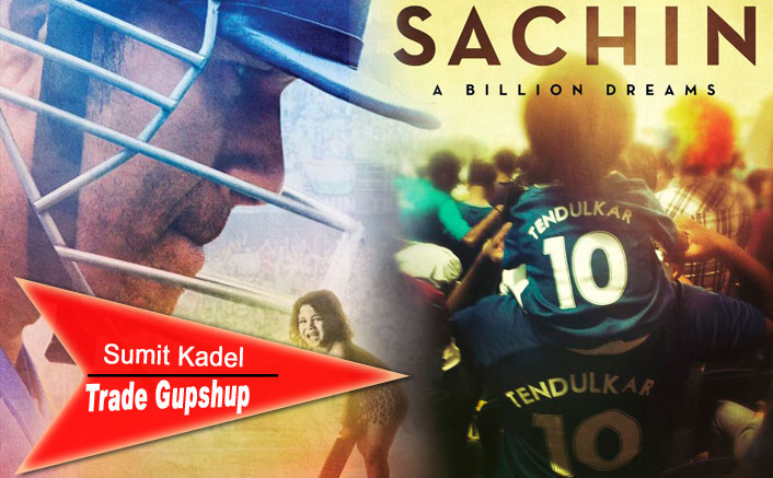 Trade Gupshup- Sumit Kadel predicts the box office performance of Sachin: A Billion Dreams