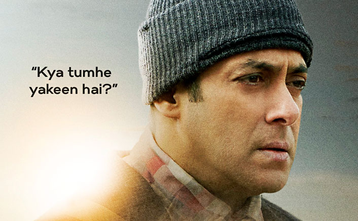 Tubelight Trailer Day: Here's A New Poster Featuring Salman Khan