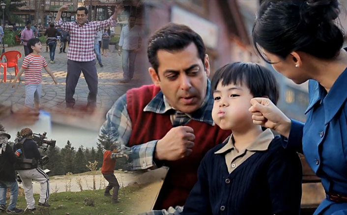 Tubelight's teaser making video OUT Now!