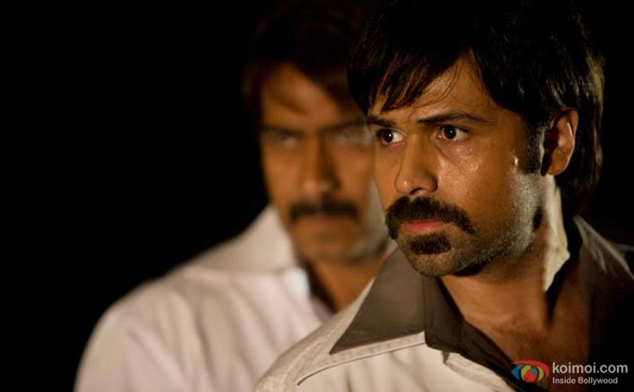 Ajay Devgn and Emraan Hashmi rocked as the duo in Milan Luthria's Once Upon A Time In Mumbaai.