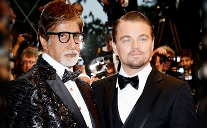 Big B remembers his time shooting with DiCaprio