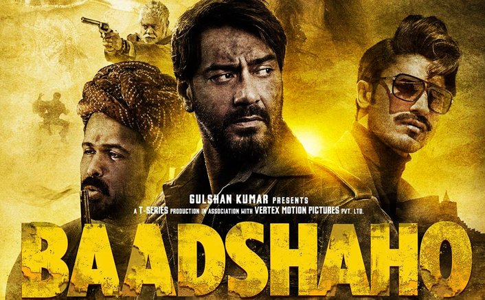 Baadshaho Movie Latest Poster