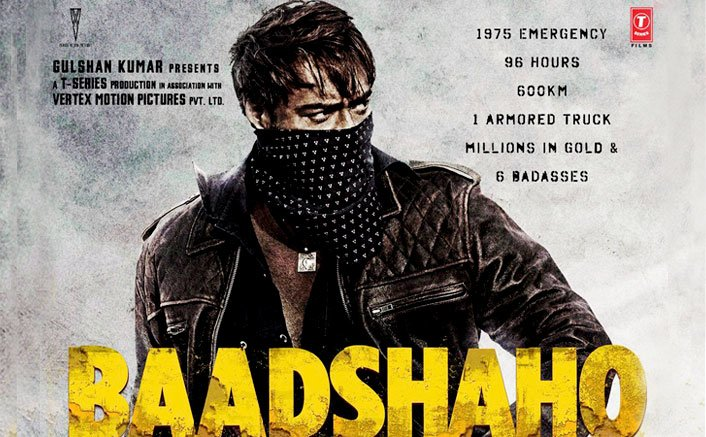 Meet The First Badass Ajay Devgn From Baadshaho
