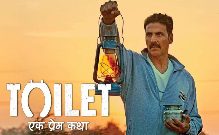 New Poster of Toilet Ek Prem katha