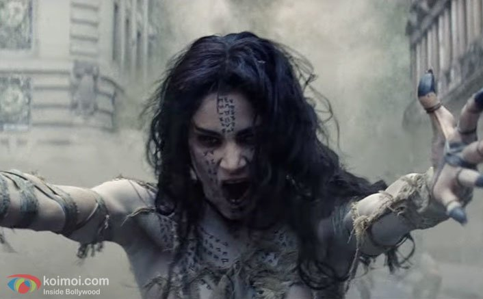 Wonder Woman buries The Mummy at United States  box office